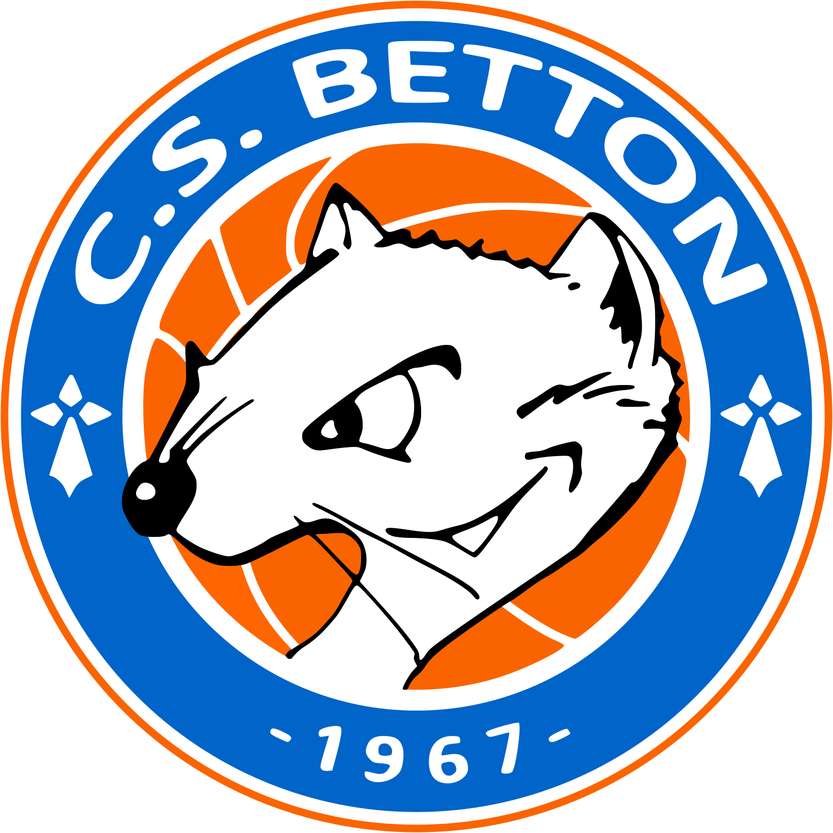Logo CS BETTON BASKET